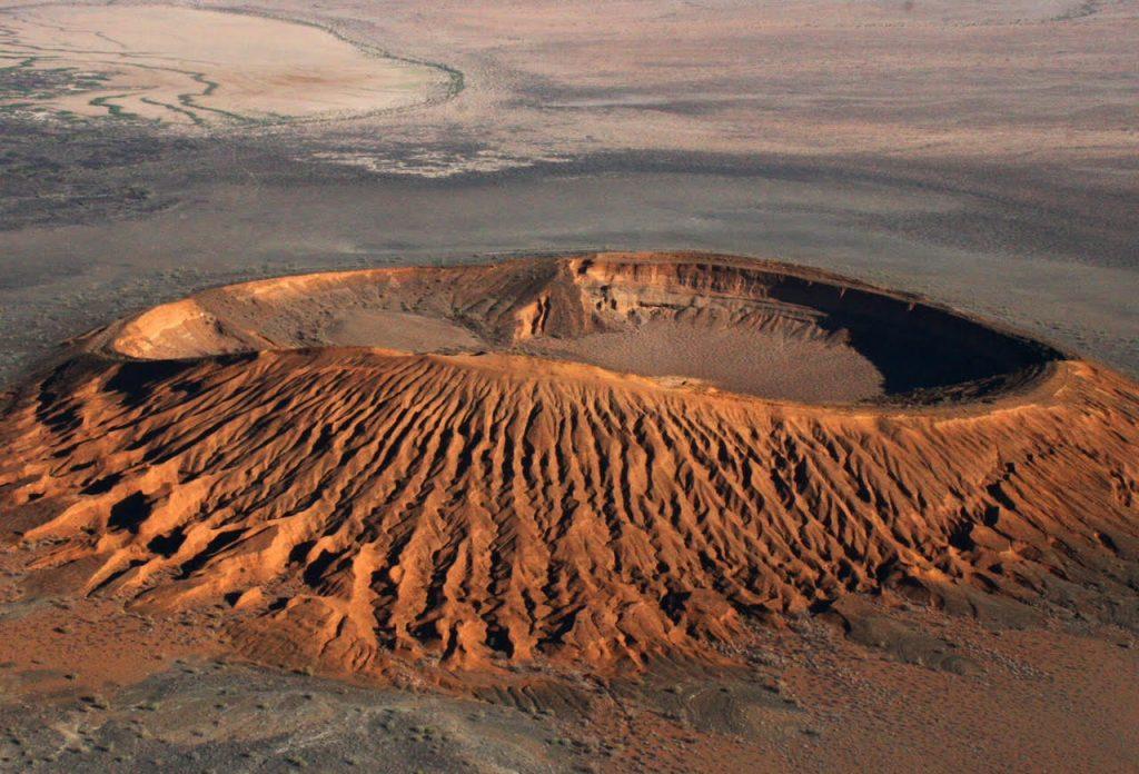 El Pinacate y Gran Desierto de Altar, Sonora.